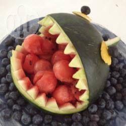 Hai Wassermelone Anleitung @ de.allrecipes.com