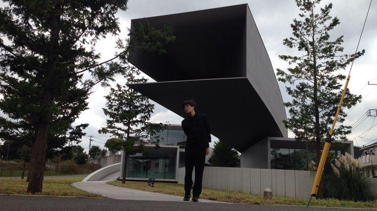 ホキ美術館の千葉  建築家: 日建設計 Hoki Museum  architect: Nikkensekkei