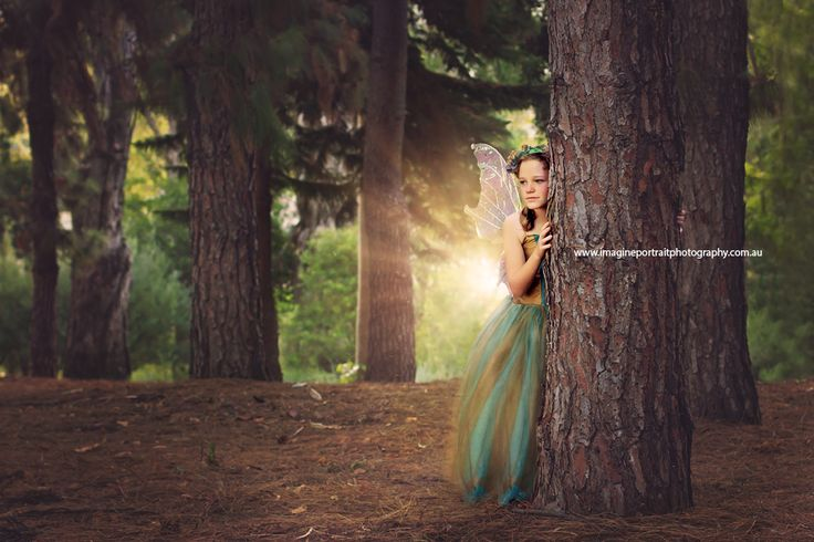 A beautiful fairy caught on camera in John Oldham Park in Perth, Western Australia www.imagineportraitphotography.com.au