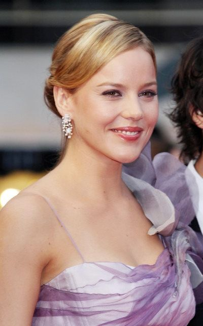 My cast choice for Sophie: Abbie Cornish