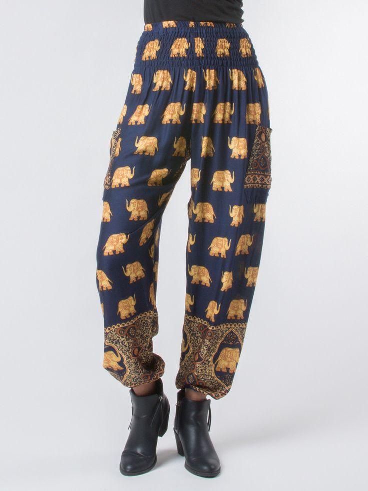 Tyke Harem Pants