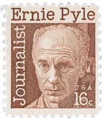 a biography of ernest taylor pyle a world war two correspondent For many journalists, ernest taylor pyle, an indiana native better known as ernie, continues to be an icon of excellence decades after his death at the hands of a japanese machine-gunner.