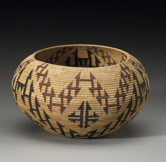 Basket Weaving Tribes : Best baskets great basin tribes images on