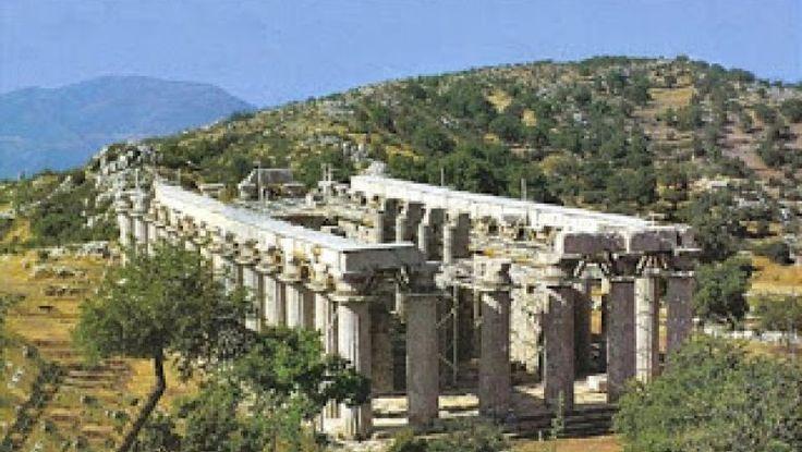 Μοναδικό φαινόμενο στην Ελλάδα. Ο Ναός του Επικούριου Απόλλωνα που… περιστρέφεται - kalymniansvoice.com