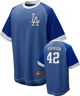 Jackie Robinson Los Angeles Dodgers Nike Cooperstown Jersey #dodgers #mlb #ladodgers