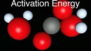 Activation Energy, Endothermic and Exothermic Reactions, via YouTube.