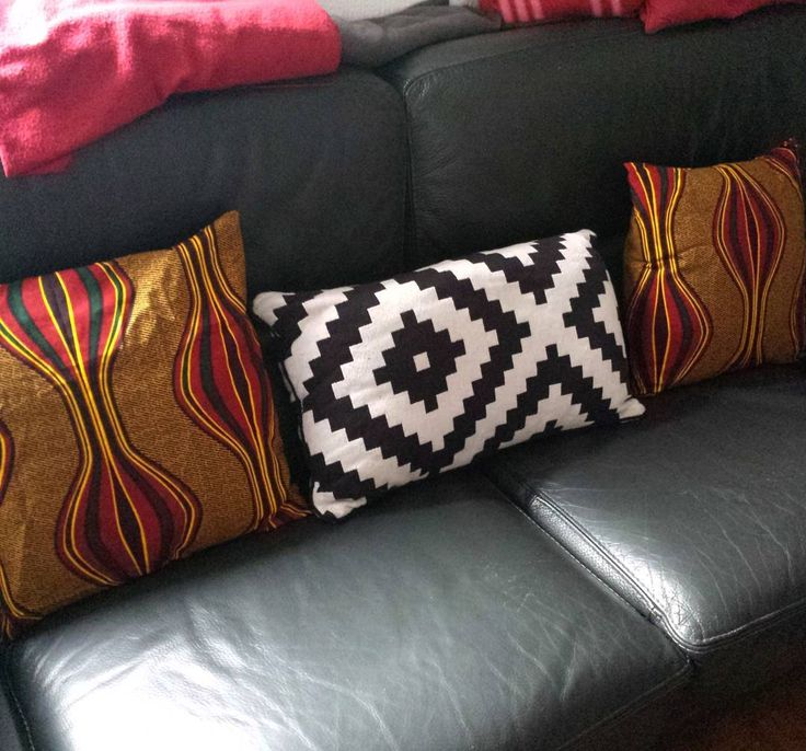 cushion makeover by tamiah at a customers place in paris paris