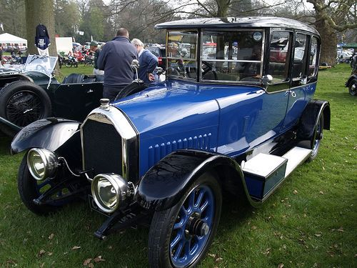 Humber Saloon Cars - 1921  Like, repin, share, Thanks!