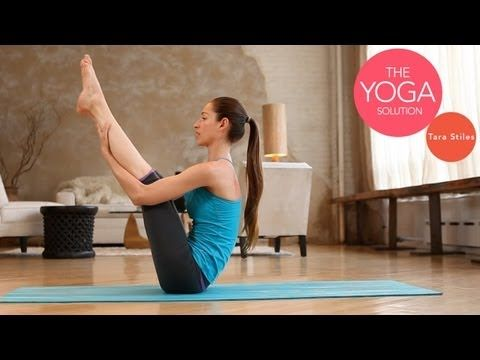 Best Yoga Poses & Sequences for abs, a flat belly & a strong core: Get a Strong Core with Your Yoga Practice! - SoMuchYoga.com