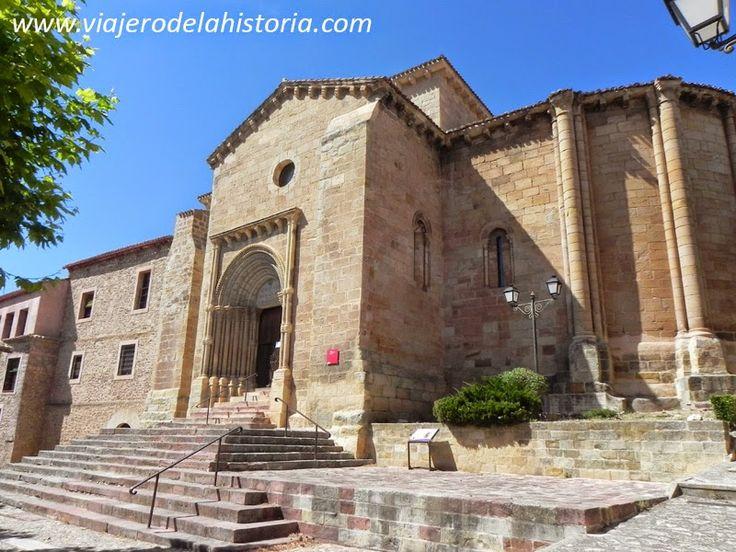Viajero de la Historia: Molina de Aragón, ciudad fortaleza. Iglesia de Santa Clara, siglo XIII.