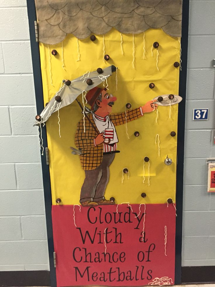 282 best Door Decorations images on Pinterest | Classroom ...