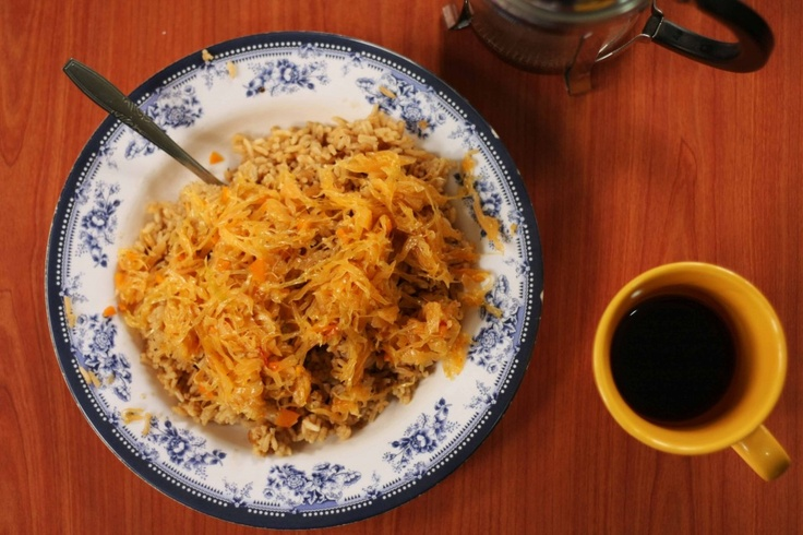 Aunt Sarah's Rice and Cabbage:   A Week of Traditional Ugandan Food - Sseko Designs - Sseko Designs