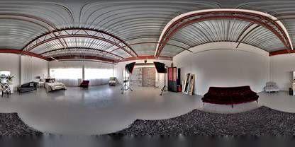 Virtual tour of The Photographer Studio 2