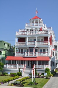 Victorian Home Cape May NJ. Maybe when I get to visit Cape May, we can stay in this!