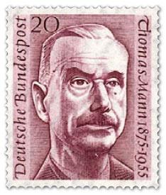 Germany-1956 Thomas Mann