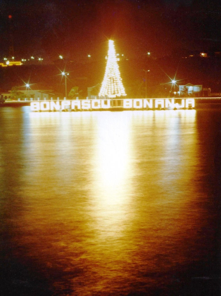Decorations in the Waaigat bay (1978)