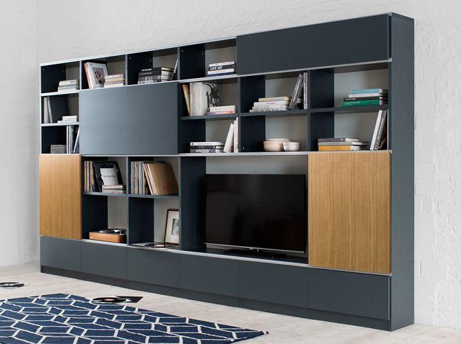 le 25 migliori idee su meuble tv sur mesure su pinterest | case ... - Meuble Tv Sur Mesure Design