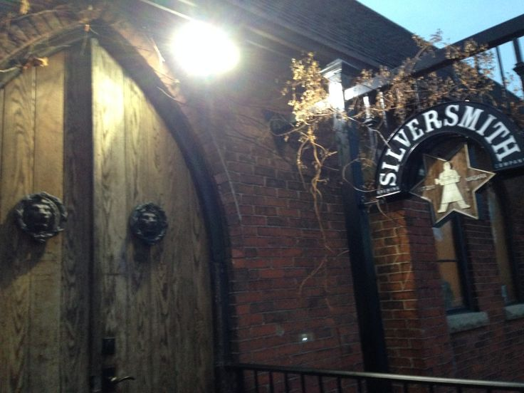 Silversmith Brewing Company Exterior of Church Building | discoverhappiness.ca