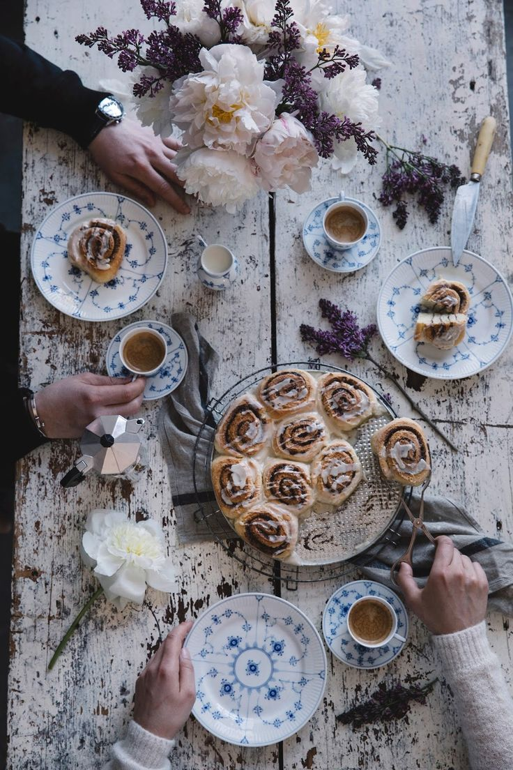 Cinnamon Rolls {GF} | Our Food Stories