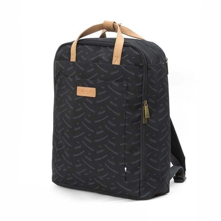 Stylish and functional backpacks with a strong design heritage from Golla.