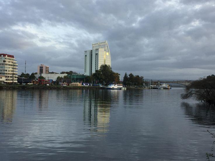 Viste desde UaCh , Valdivia