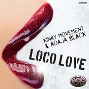 Kinky Movement & Adaja Black - Loco Love (Swing City)