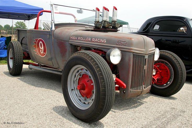Ford Street Rod — 8N | Adrenaline Capsules | Pinterest ...