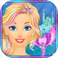Ice Princess Mermaid: Girl Makeup & Dress Up Games by Peachy Games LLC