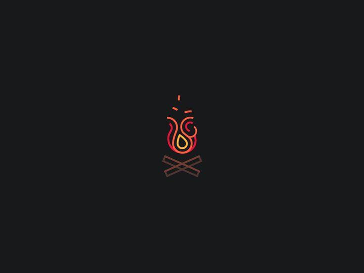 Fire icon by joshua schaeffer