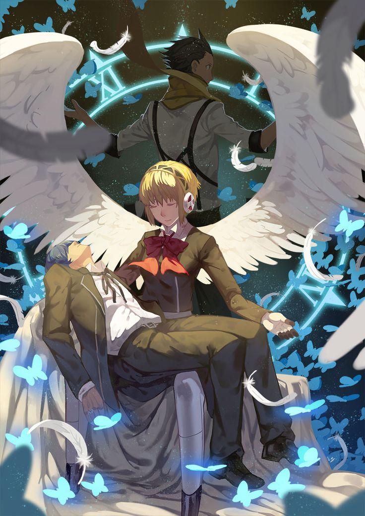 34 Best Shin Megami Tensei: Persona 3 Images On Pinterest