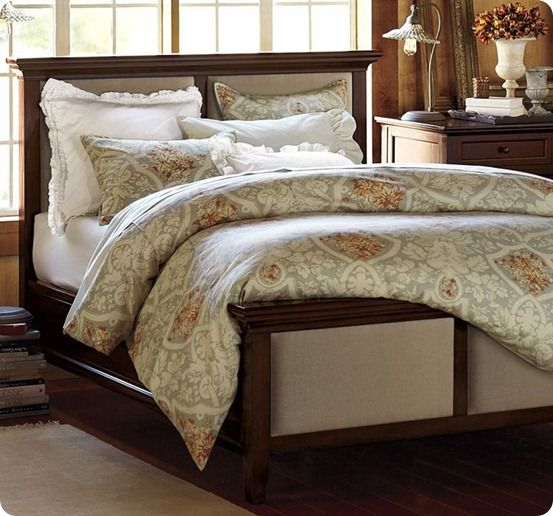 pottery barn hudson bed assembly instructions