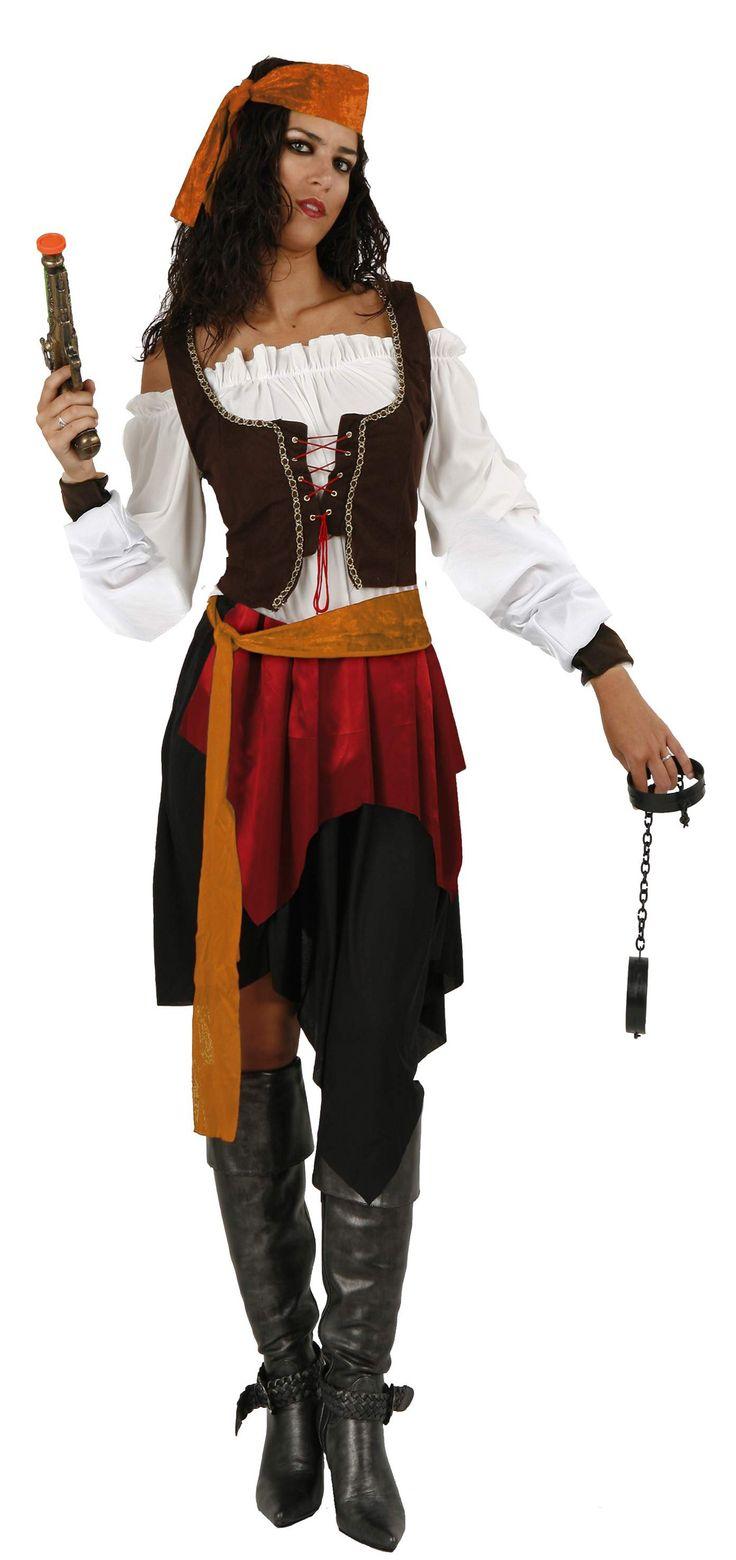 Déguisement pirate femme : Deguise-toi