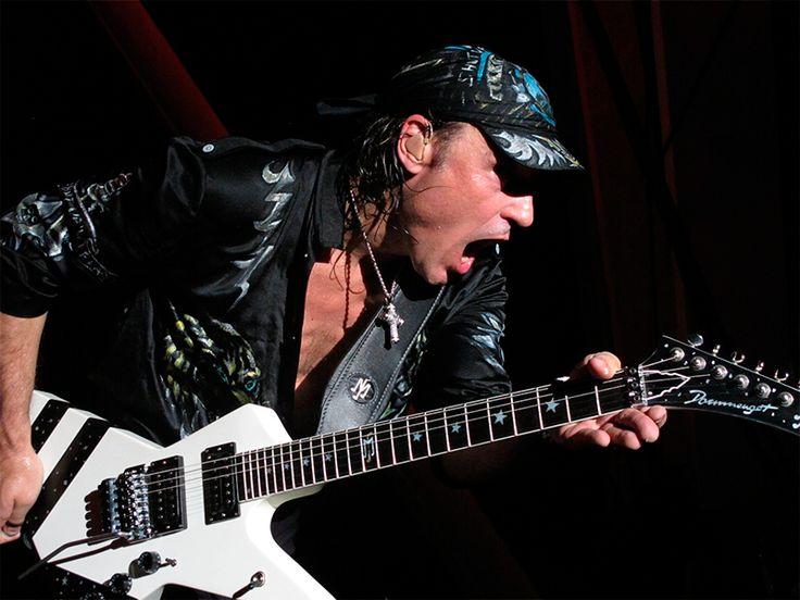 25 de octubre – Hoy cumple años Mattihas Jabs guitarrista de la banda Scorpions