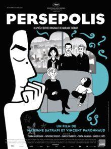 Persepolis Film de Vincent Paronnaud et Marjane Satrapi (2007)