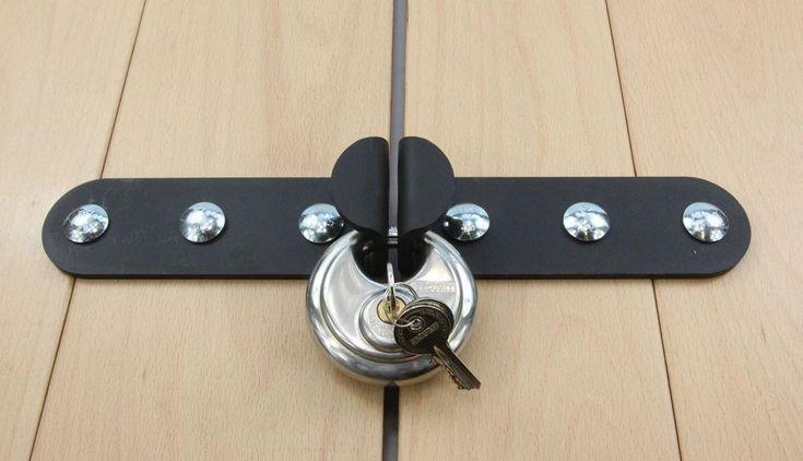 Security Shed 4 Hasp High Security Door Lock Doors