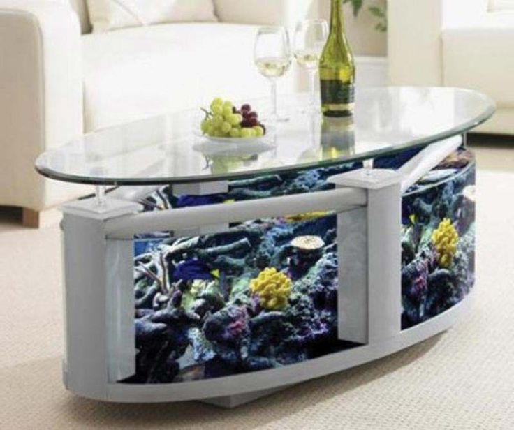 24 best aquarium tables images on pinterest | coffee tables