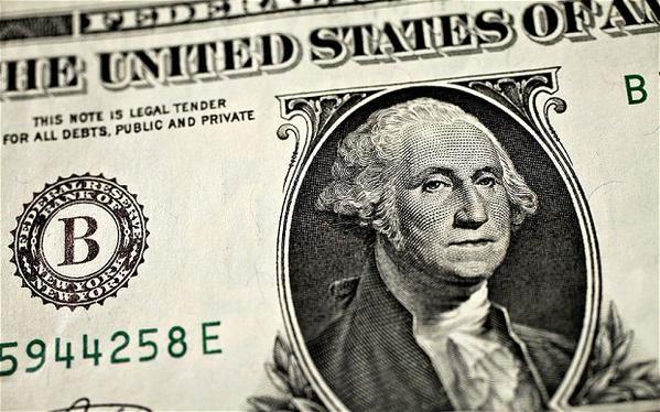Foto della moneta Dollaro USA