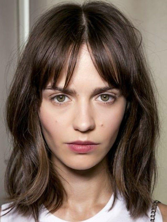 Les 25 meilleures id es concernant cheveux vert fonc sur pinterest cheveux couleur meraude - Yeux marron fonce ...