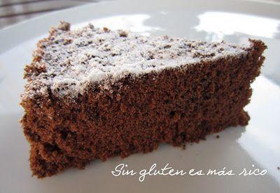 Sin gluten es más rico: PA DE PESSIC DE CHOCOLATE (sin gluten y sin lactos...