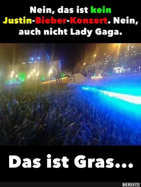 Nein, das ist kein Justin-Bieber-Konzert.. | Lustige Bilder, Sprüche, Witze, ec… – Mrs Faxe