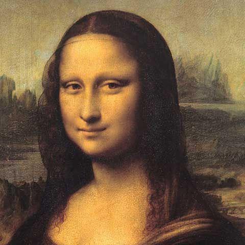 Leonardo da Vinci - Mona Lisa (La Gioconda) - jetzt bestellen auf kunst-fuer-alle.de