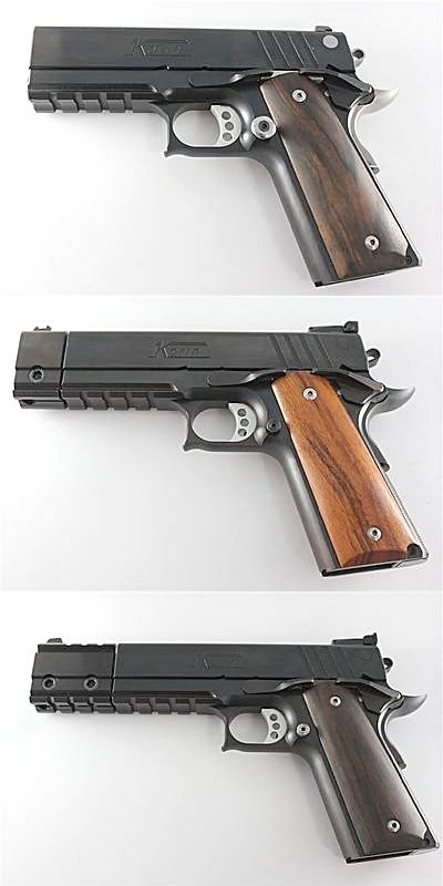 Meet the korth prs a roller delayed blowback 1911 masterpiece video