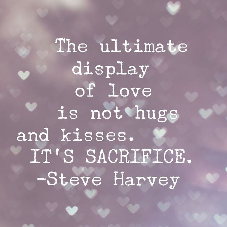 Ultimate Love Quotes: 17 Best Love Sacrifice Quotes On Pinterest