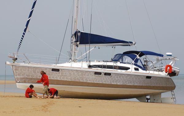 2004 Alubat Ovni 395 Sail Boat For Sale - www.yachtworld.com