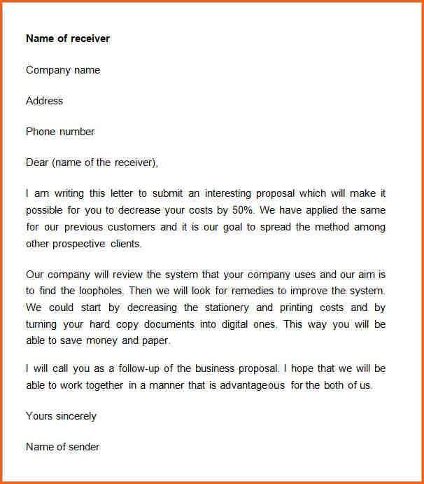 Best 25 Formal business letter format ideas – Business Offer Letter Format