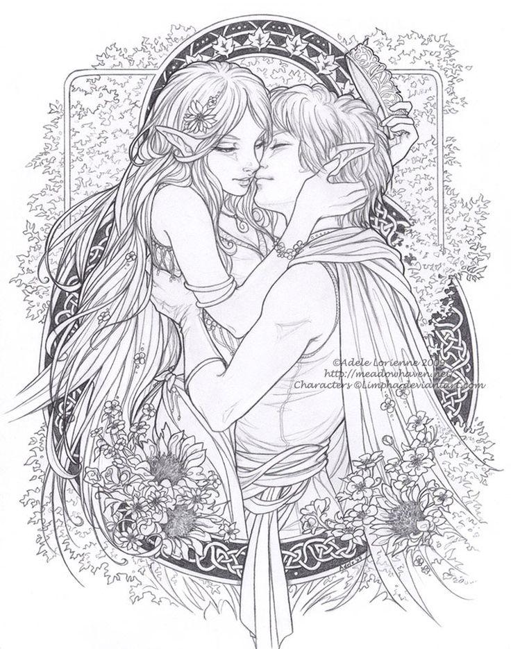 Картинки любовь рисунки взрослые