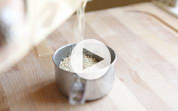 How To Cook Quinoa + 2 Recipes