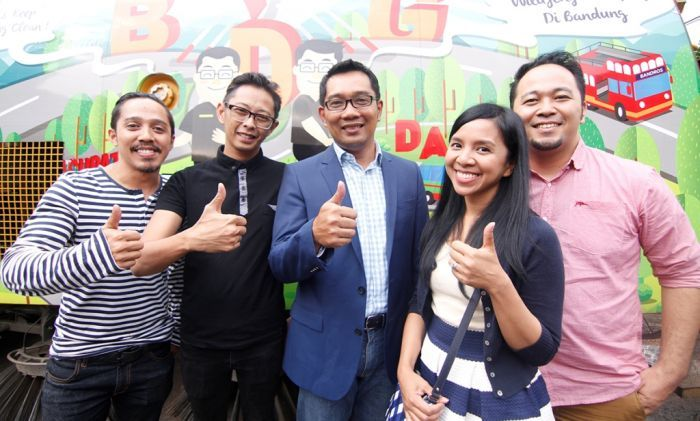 Mocca Persembahkan Lagu Untuk Bandung