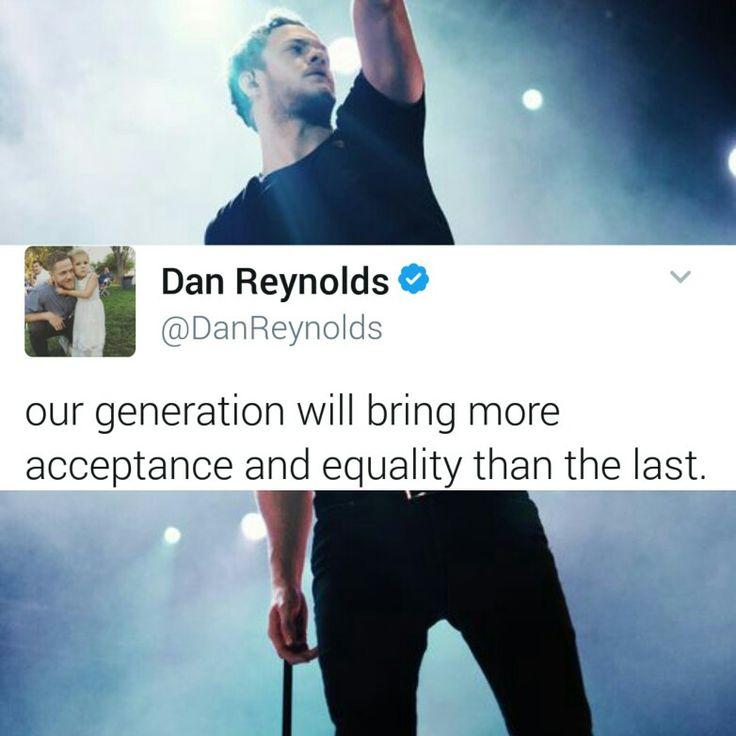 #DanReynolds