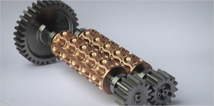 Guiseley Engineering : DROP ROLLERS